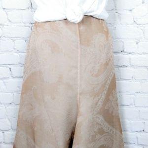 Beautiful Armani silk midi skirt